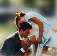 sposo e sposa foto matrimoniale